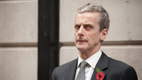 Thick of It star Peter Capaldi says Malcolm Tucker would be 'too good' for current Government