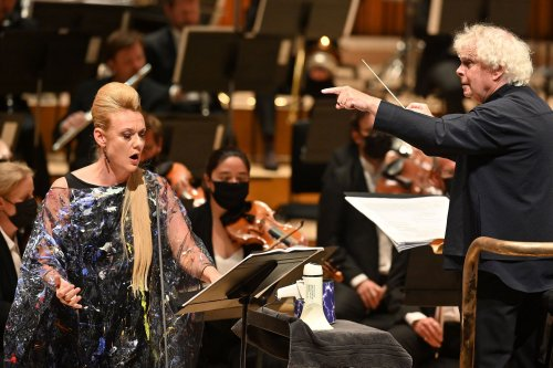 Sir Simon Rattle reinvents the natural world in sound
