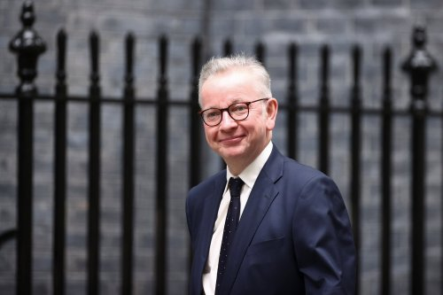Michael Gove re-brands ministry as 'Department for Levelling Up'