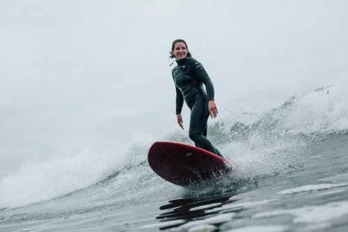 Surfing pioneer Easkey Britton on harnessing the power of the ocean for all