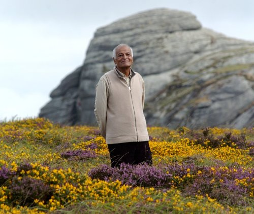 Satish Kumar looks back on his historic 8,000 mile peace walk from India to the US