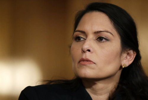 Priti Patel does not support England players taking the knee and says fans have right to boo