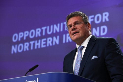 EU unveils concessions to put tortured Northern Ireland Brexit talks on the 'home stretch'