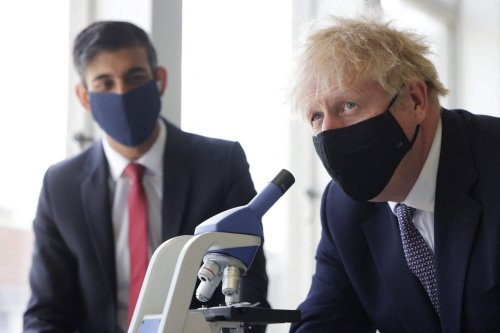 Boris Johnson pressed to explain Tory donor club's secret meetings with PM and Rishi Sunak