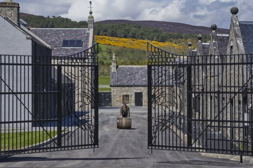 Victorian 'ghost distillery' in Scottish Highlands reopens after 40 years