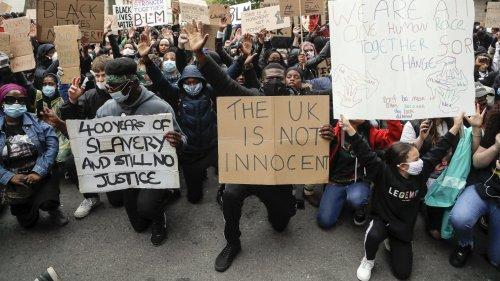 Black Lives Matter UK tells Boris Johnson to 'immediately withdraw' race report