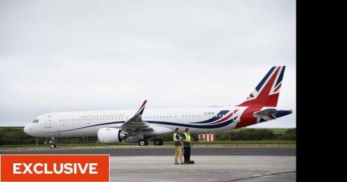 Boris Johnson's £75m 'Brexit jet' provided by same company running red list quarantine hotels