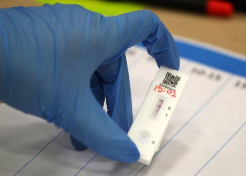How accurate lateral flow Covid tests are, and how often you get false positives