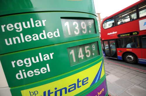 Petrol prices being 'artificially inflated' to record high, AA says