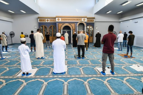 How to wish somebody 'happy Eid' in Arabic as Muslims around the world mark Eid al-Adha