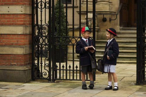 Most private school scholarships are given to well-off pupils, new study finds