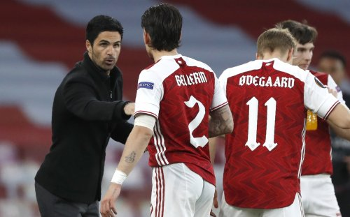 Arteta's tactical tweaks fail to outwit Emery as Arsenal limp out of Europe