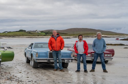 Classic car enthusiasts, look away now - The Grand Tour Presents: Lochdown is idiotic