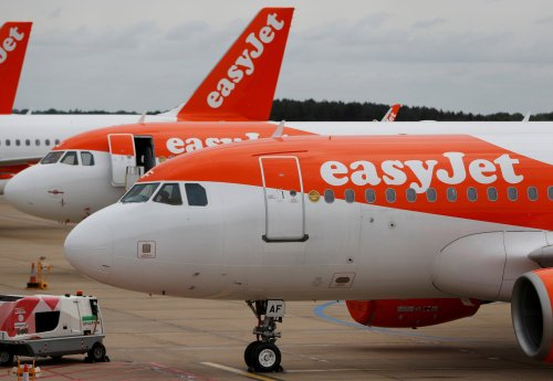 EasyJet cancels plans for Manchester to Scotland routes due to Covid travel ban