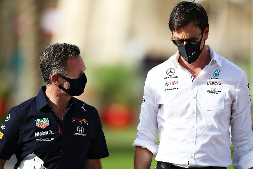 Red Bull take fight to Mercedes off-track and poach six staff despite double salary offers