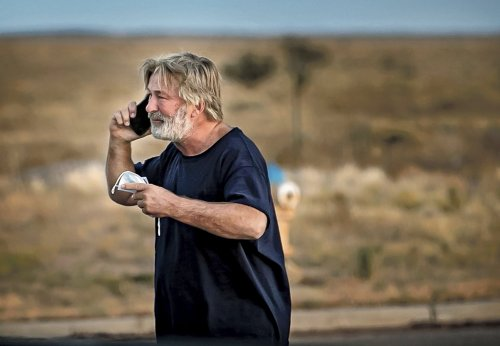 Alec Baldwin reveals 'shock and sadness' after killing cinematographer with prop gun