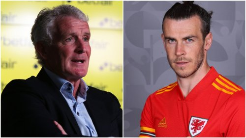 Hughes backs Wales boss Page to guide Wales out of Group A but admits it's a huge step up