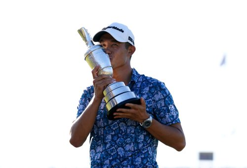 Morikawa eager to make more history after clinching second major at the Open