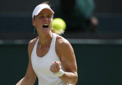 Meet the wildcard hoping to stun Pliskova and create a slice of Wimbledon history