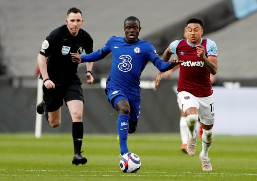 Why Tuchel feels the need to 'cuddle' Kante, the first name on the Chelsea team-sheet