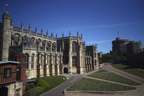 Who else is interred in the Royal Vault, where the Duke of Edinburgh