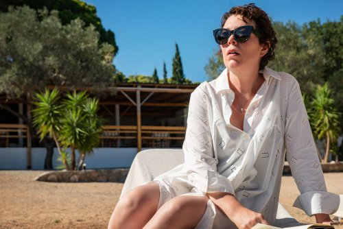 Olivia Colman is magnetic in Maggie Gyllenhaal's slippery thriller The Lost Daughter