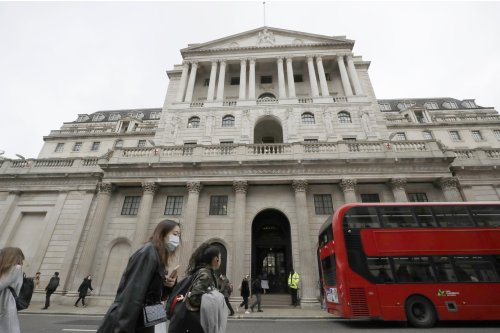 Inflation could hit 10-year high this year, says Bank of England as interest rates kept low