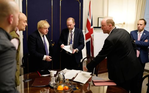 The data that will drive Boris Johnson's decision on 'Plan B' pandemic restrictions