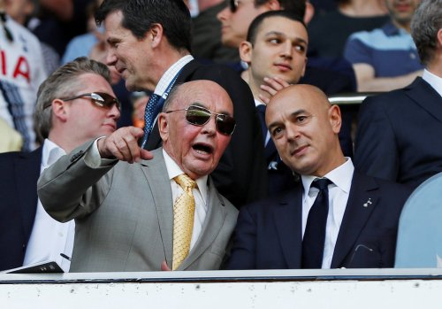 Tottenham fans group will push for sale of club after 'pursuit of greed' Super League move