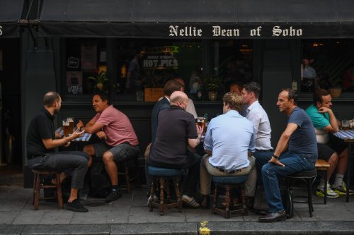 The pandemic has caused us to drink - and exercise - more often