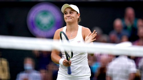 Key timings for women's semi-finals day at Wimbledon - including Barty vs Kerber