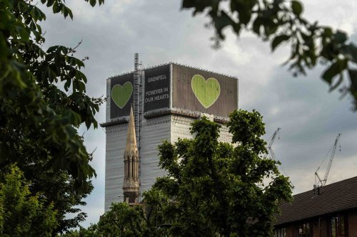 Grenfell cladding scandal set to take another three and a half years to fix