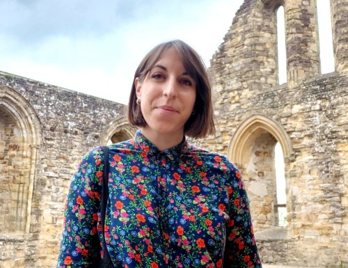 I love talking so I tried monastic silence at an English Heritage abbey
