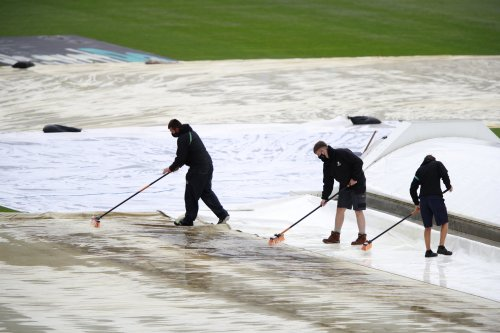 Inaugural WTC final in danger of being a very damp squib