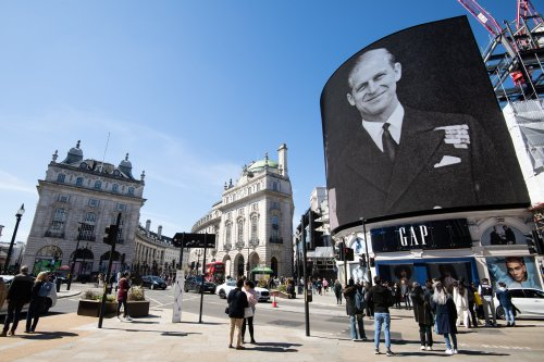 A nation falls silent: Britain pauses to honour the life of Prince Philip
