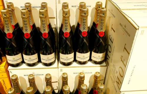 UK faces Christmas champagne shortage amid HGV driver crisis, poor harvests and high demand