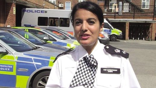 Parm Sandhu on facing racism as a senior Met police officer and being deserted on a night shift