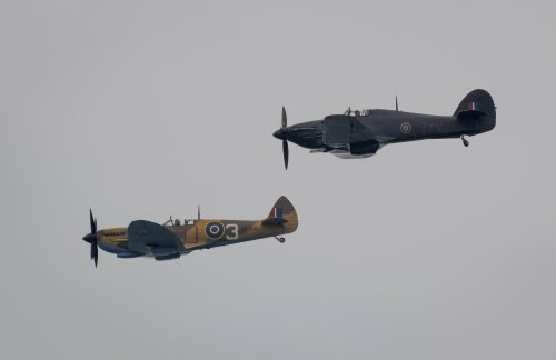 Where and when to see the Battle of Britain Memorial Flight this weekend