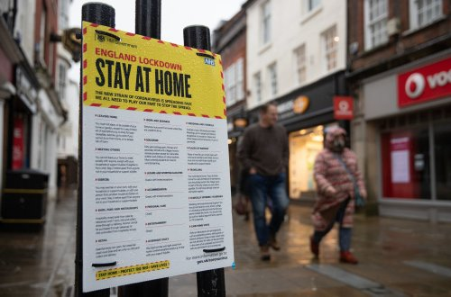 Half of Britons think they will find it hard to adjust to normal life after the Covid pandemic