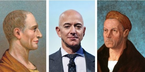 Greg Jenner's guide to history's richest, from Elon Musk to Jeff Bezos to Emperor Augustus