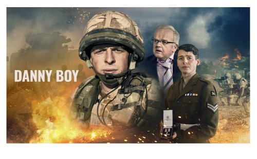 The true story of Brian Wood portrayed in the BBC drama Danny Boy and where the soldier is now