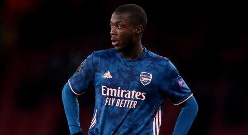 Arteta's message for Pepe as Arsenal look to reverse slump at home to Southampton