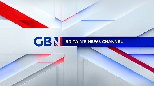 How did GB News' viewing figures compare with Sky and the BBC?