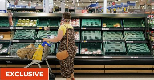 People in rural areas could suffer most with food shortages in shops amid lorry driver shortage