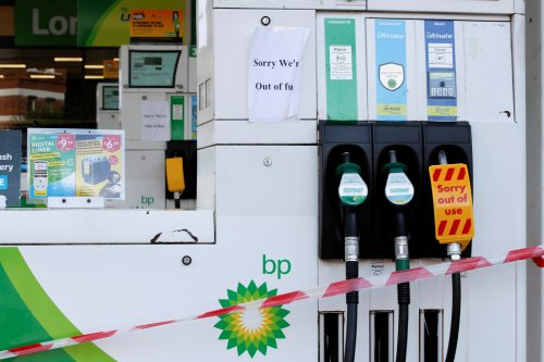 Why ministers hope relaxing rules for HGV tests will help solve petrol crisis