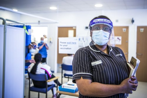 The return of Hospital was a sobering look at an NHS struggling to recover from the pandemic