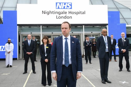 Government resists call to open Nightingale hospitals as Covid admissions for unvaccinated rise