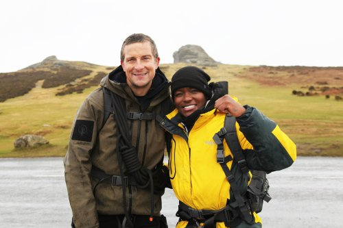 What's on TV this weekend: Bear Grylls and Nicola Adams have a wild adventure