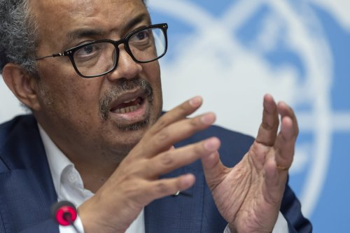 Covid moving faster than global vaccine rollout, says WHO chief