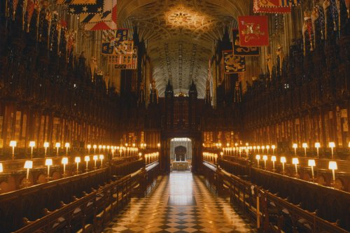 Everything you need to know about St George's Chapel at Windsor Castle,